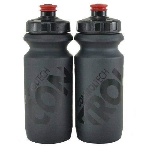 Controltech TB2622 - Botella de agua para bicicleta, 600 ml,