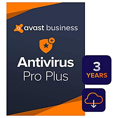 Avast Business Antivirus Pro Plus 2020 | Cloud security for PC, Mac & servers | 25 Devices, 3 Years [Download]