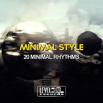 Minimal Style (20 Minimal Rhythms)