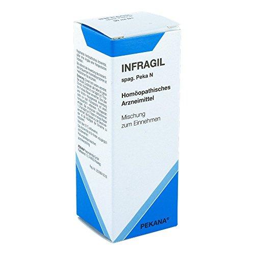 INFRAGIL spag.Peka N Tropfen 30 ml