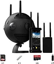 Insta360 PRO 2 & Farsight, Professional 360 8K 3D Camera (Memory Card Bundle - w/ 7X Memory Cards, 7X Card Readers & Data Hub)