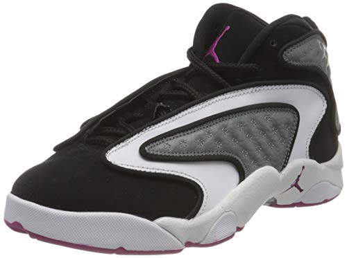 Nike Wmns Air Jordan OG, Zapatillas de bsquetbol Hombre, Black Cactus Flower Smoke Grey White, 36 EU