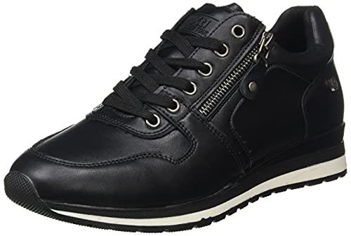 XTI 43313, Zapatillas Mujer, Negro, 38 EU