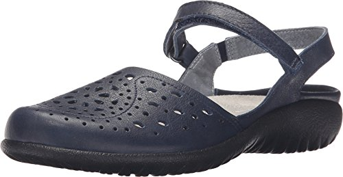 NAOT Footwear Women's Arataki Ink Lthr Maryjane Flat 9 M US