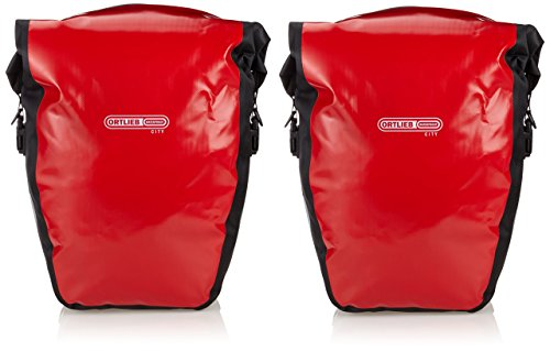 Ortlieb Back-Roller City Panniers, Red One Color One Size
