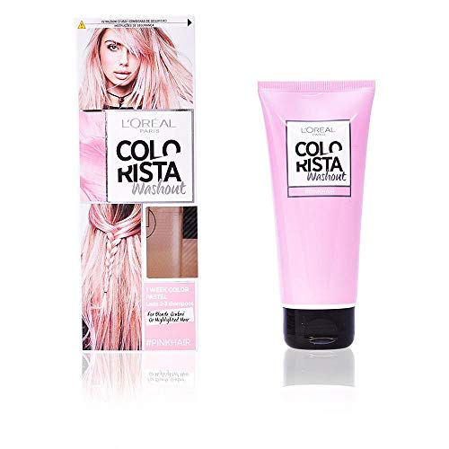 L'Oreal Paris Colorista Coloración Temporal Colorista Washout - Pink Hair