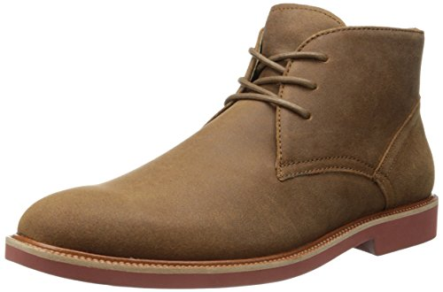 Hot Sale Polo Ralph Lauren Men's Torrington Chukka Boot,Snuff,10 D US
