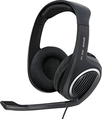 『ゼンハイザー PC320 ゲーミング・ヘッドセット PC/PS4対応 ブラック [並行輸入品]』のトップ画像