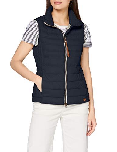 Camel Active Womenswear Damen 3602509E5043 Jacke, Navy, 46