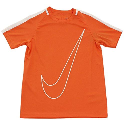 Nike 832991 T-Shirt Mixte Enfant, Noir, FR : S (Taille Fabricant : 104-110)