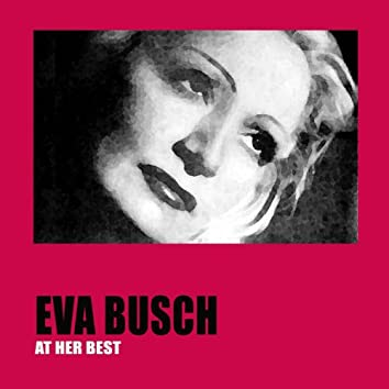 Eva Busch At Her Best
