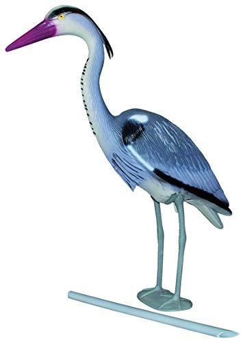 Effarouchement des oiseaux Héron héron dissuasion protection de l'étang, 74 cm