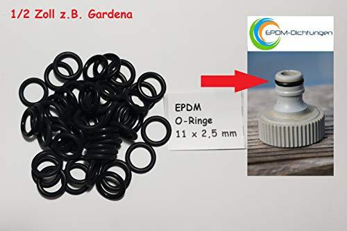 O-Ringe Gummi Dichtungen aus EPDM für alle 1/2