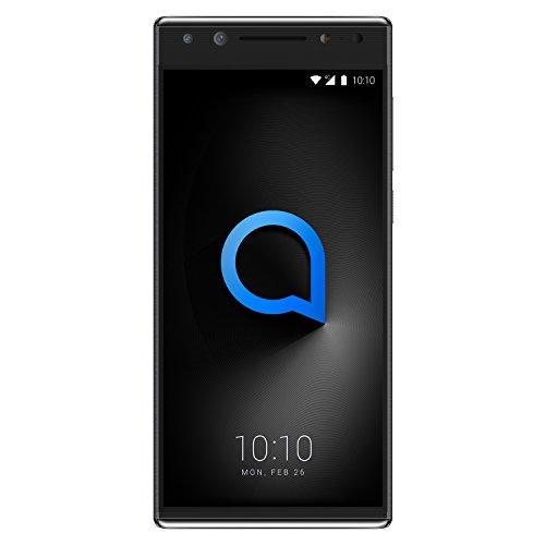 Alcatel 5086D-2AALWE7 14,47 cm (5,7 Zoll) 5, Smartphone, 32GB Metallic Schwarz