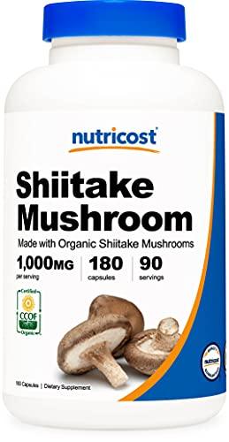 Shiitake Mushroom Supplement