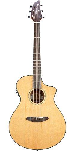 Breedlove Pursuit Concert Acoustic-Electric Guitar Level 1 Natural