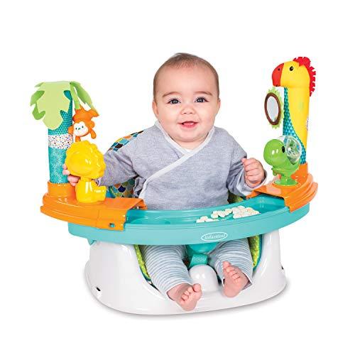 Infantino - Silla y elevador Discovery que crece con el bebé