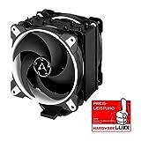 ARCTIC Freezer 34 eSports DUO – Dissipatore di processore semi-passivo con 2 ventole da PWM 120 mm per Intel 115X/2011-3/2066,AMD/AM4, Dissipatore per CPU con raffreddamento fino a 210 W – Bianco
