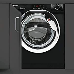 Hoover HBWM816DCB/1-80 8kg 1600rpm Integrated Washing Machine