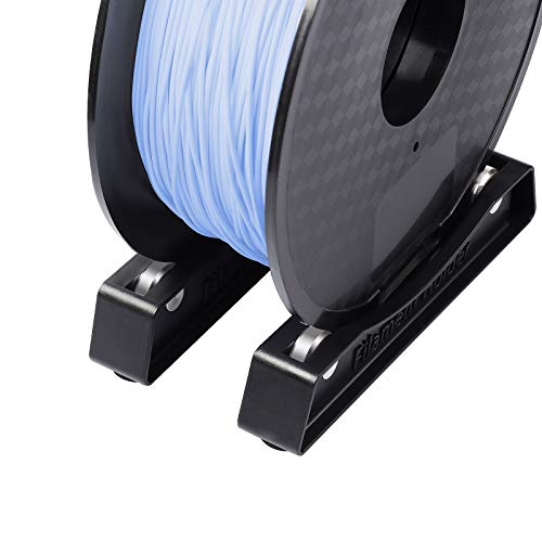 Redrex Supporto Bobina Stampante 3D Filament Spool Holder Design Cuscinetto per PLA/ABS/TPU/Altri Materiali di Stampa 3D