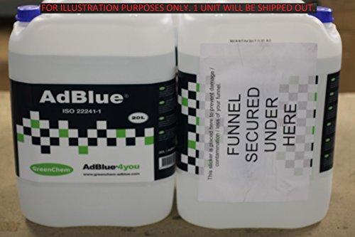 GreenChem Adblue 20 L avec Bec verseur