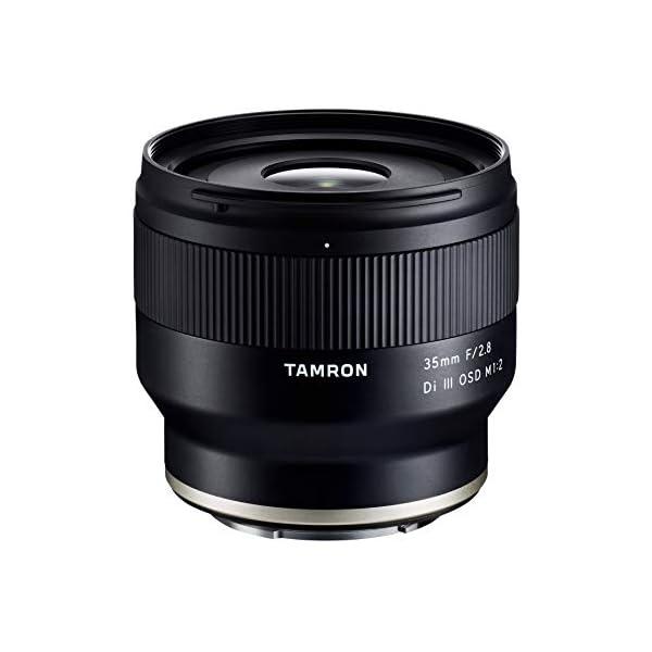 RetinaPix Tamron 35mm F/2.8 Di III OSD M1:2 for Sony Full-Frame mirrorless Camera