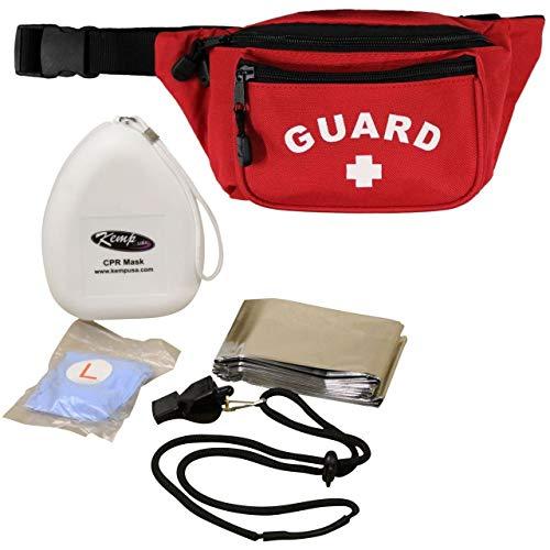 American Lifeguard Kemp Guard First Responder Hip Pack 10-103-S2
