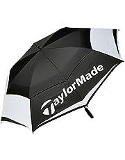TaylorMade Tour Preferred - Paraguas de Golf con Doble toldo