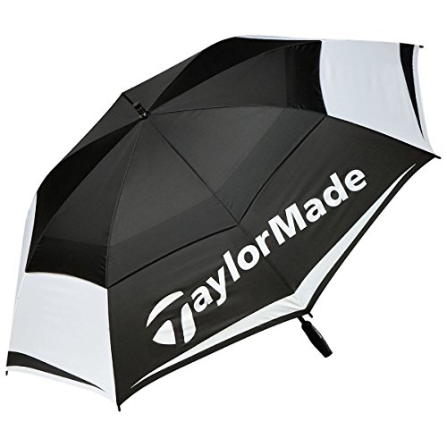 TaylorMade TM Parapluie de Golf Double, Adulte, Unisexe,...
