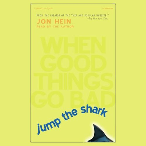 Jump the Shark audiobook cover art
