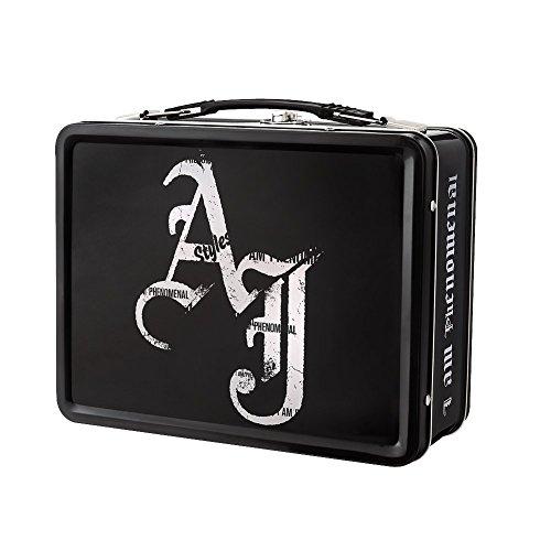 AJ Styles I Am Phenomenal WWE Black Lunch Box