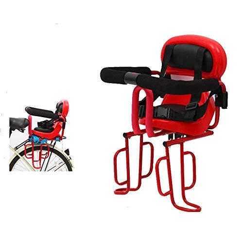 Wangt Child Bike Seat,Kids Fiets Carrier Kind Fiets Achterop Zit Kinderen Achterbank Kussen Veiligheid Zitplaatsen