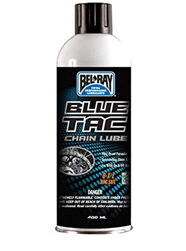 Bel Ray Lubricants BLUE TAC CHAIN LUBE 400ML