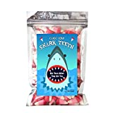 Shark Teeth Candy Corn Fun Unique Easter Basket Birthday Candy for Girl, Boy & Teens Stocking Stuffer Gag Gift