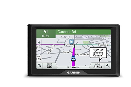 Sale!! Garmin Drive 60LMT GPS Navigator - Refurbished, 6.1 inches (010-N1533-0B)