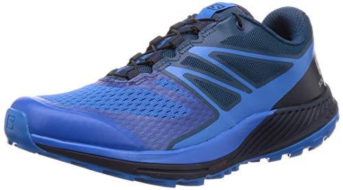 Salomon Sense Escape 2, Zapatillas de Trail Running Hombre, Azul (Poseidon/Indigo Bunting/Navy Blazer), 40 2/3 EU