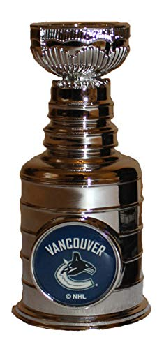 NHL Vancouver Canucks 5062-20-5100Mini Stanley Cup Replica, Multi, One Size
