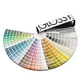 Carta de colores Brillo   NCS 1950 colores Glossy   Paleta de colores para lacados, maderas, pinturas y productos de decoración con acabado brillo