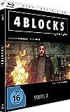 4 Blocks - Die komplette dritte Staffel [Blu-ray]