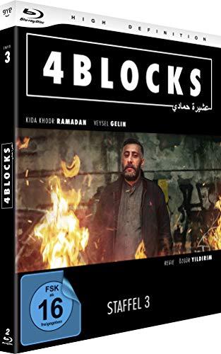 4 Blocks - Staffel 3 - [Blu-ray]