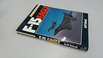 F-15 Eagle (Modern combat aircraft) 0711010730 Book Cover