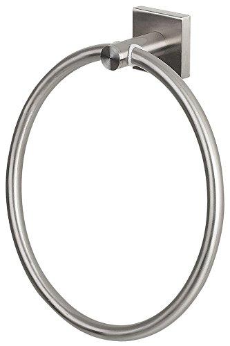 Spirella 10.15571 Handtuchring Nyo Steel, Edelstahl matt