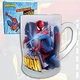 Spiderman Marvel Chope verre
