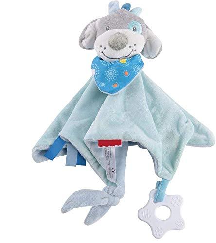 Doudou à Forme BéBé Apaiser Serviette Douces Apaisantes Et Calmantes pour BéBéS Cadeaux Enfants en Coton,Convient Aux Enfants de 0 à 3 Ans(#3)