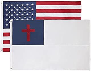 Best small christian flags Reviews