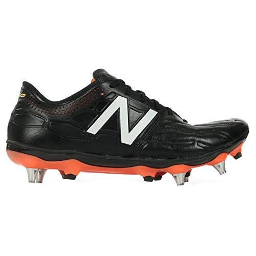 Visaro 2.0 K Leather SG Football Boots - Black - size 11.5