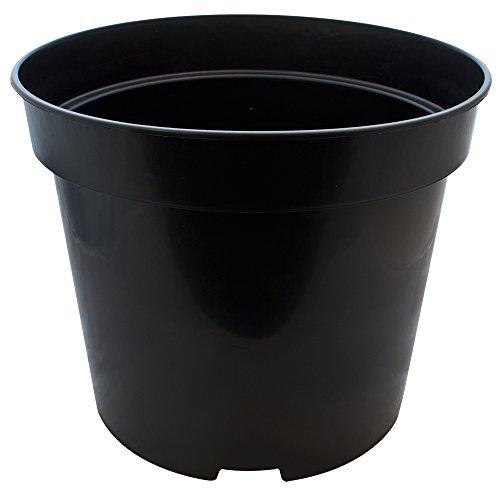 PLANT IT Töpfe Runde, 20 L, schwarz