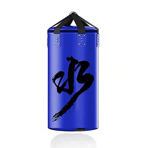ZoSiP Wasser Schwere Boxen Geschwindigkeits Tasche Hydrostrike Wasser-Beutel Chinesische Elemente Leder Wasser Boxsack Mit Zubehör for Das Boxtraining Hängender Schlagbeutel