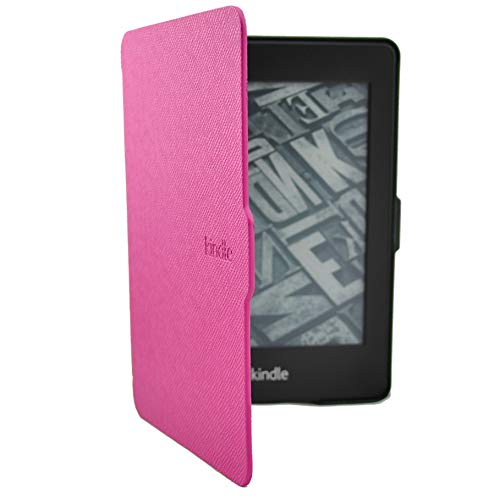 Capa para Kindle Paperwhite - (até 2018) - Rígida Fecho magnético - Pink