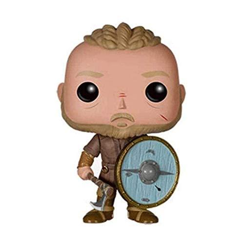KYYT Pop! Television: Vikings-Ragnar Lothbrok Vinyl Bobblehead 3.9